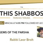 Shabbos at the Besht: Gems of the Parsha