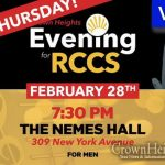 Crown Heights Evening for RCCS