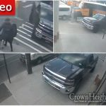 NYC Road Rage Spills Onto Sidewalk Yet Again