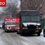 Shocking Footage of UPS Driver Disregarding Ambulance in Boro Park