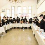 Rabbinical Delegation Meets German Ambassador to Israel