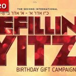 #TefillinForYitzi Launches Second Campaign