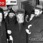 9th of Adar II: the Frierdiker Rebbe Arrives in America