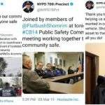 Three Different NYPD Commanders Commend Shomrim In Three Days