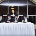 Choizrim Share Zichronos at Halikut Siyum
