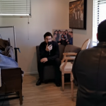 Gad Elbaz Sings for Rabbi Yitzi Hurwitz