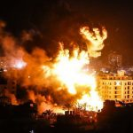 IDF Attacks 15 Terrorist Targets in Gaza