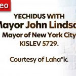 JEM: Ashreinu App Releases Full Audio of Mayor Lindsay Yechidus