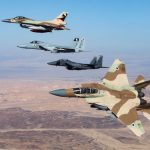 Israeli Air Force Fighter Jets Suffer Damage in Winter Flooding