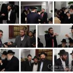 Lechaim: Mendel Deutsch (Crown Heights) to Musya Gold (Miami, Florida)