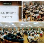 Mass Seder Sichos in Morristown
