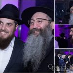 L'Chaim: Mendel Groner (Melbourne, Australia) to Perl Faygen (Crown Heights)