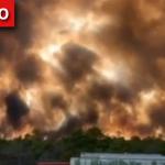 Smoke From Massive Forest Fire In NJ Send Smoke As Far Away As Brooklyn
