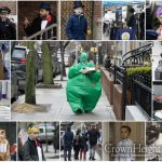 Purim 5779: The Faces and Costumes