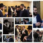 L'Chaim: Sholom Posner (Boston, MA) to Mijal Libersohn (Mexico City, Mexico)
