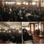 Full Venue at Taharas Hamishpocha Event
