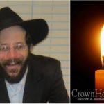 BDE: Rabbi Zalman Baras, 38, OBM