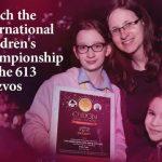 Watch Live: Chidon Sefer Hamitzvos Girls' Tournament