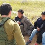 Two Children Infiltrate Israel, Armed With a Knife