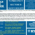 71st Precinct Build the Block Meeting, Will the Jewish Crown Heights be Represented?