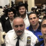 Crown Heights 71st NYPD Precinct Boss Visits 770