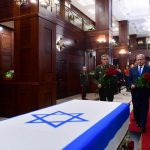 Putin Gives Netanyahu Zachary Baumel's Belongings