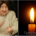 BDE: Tzivia Libba Borenstein, 95, OBM
