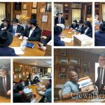 Erev Pesach: Selling the Chometz in Crown Heights