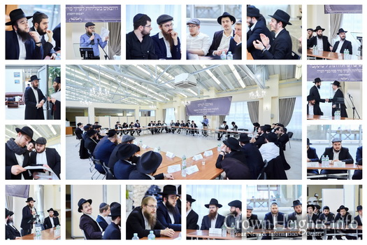 Yeshiva Students of Moscow's Tomchei Tmimim To Lead 70