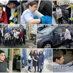 Darchai Menachem and ENY Auto Team Up for Car Wash