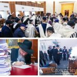 In Photos: Erev Pesach in Moscow