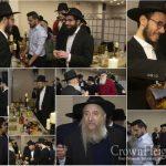 L'Chaim: Menachem Mendel Horowitz (Crown Heights) and Esther Schonbuch (Crown Heights)
