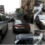 Traffic Stop in Crown Heights Ends With Three Car Accident and Multiple People Arrested