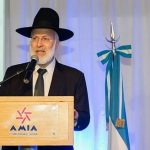 Arrest Made In The Violent Assault Against Argentina's Chief Rabbi