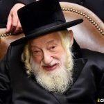 Rabbi Yisroel Avrohom Portugal, 95, and The Rebbe
