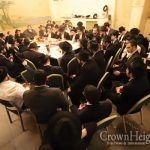 Shvii Shel Pesach Farbrengen With Rabbi Michoel Seligson