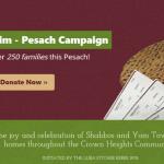 Chevra Simchas Shabbos V'Yom Tov, Says Thank You