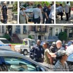Shomrim Catches Thief Breaking into Cars Red Handed