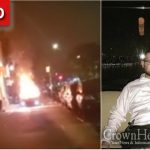 Bochur Dies in Boro Park When his Car Goes up in Flames