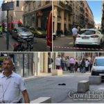 7 Wounded in Explosion in Lyon, France
