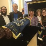 Chabad of Galloway Bridges the Generations