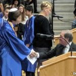 Student, 14, Dons Kippah at Graduation as Stand Against Anti-Semitism