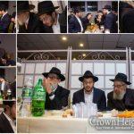 L'Chaim: Shmuel Levin (Seattle, WA) and Mushki Haller (Johannesburg, SA)