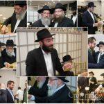 L'Chaim: L'chaim of Yisroel New (Atlanta, Georgia) to Chana Mangel (Cherry Hill, NJ)