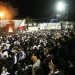 Meron Chabad Gets Ready for 600,000 On-Fire Lag BaOmer Visitors