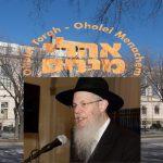 Oholei Torah Dean Rabbi Hershel Lustig to Retire