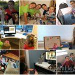 Shluchim Kids Online Lag B'Omer Parade