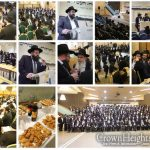 In Photos: 20th Annual Regional Kinus Hashluchim Held in Paris