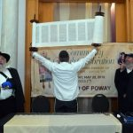 Poway Dedicates Torah Scroll to Lori Kaye