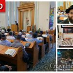 Shabbos in Poway a Week After, a Cantors Experience